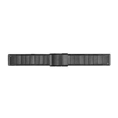 GARMIN QUICKFIT 22mm 石板灰不鏽鋼錶帶
