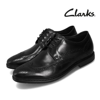 Clarks 皮鞋 Banbury Limit 正裝 男鞋
