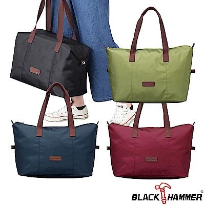 BLACK HAMMER 旅行袋-黑
