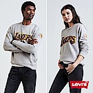 LEVI'S X NBA長袖厚棉Tee 洛杉磯湖人 - Levis