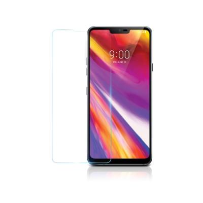 【鐵鈽釤鋼化膜】LG G7 高清透玻璃保護貼