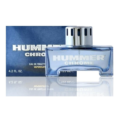 Hummer Chrome 鉻元素淡香水125ml