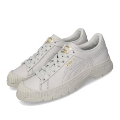 Puma 休閒鞋 Utility Leather 穿搭 女鞋