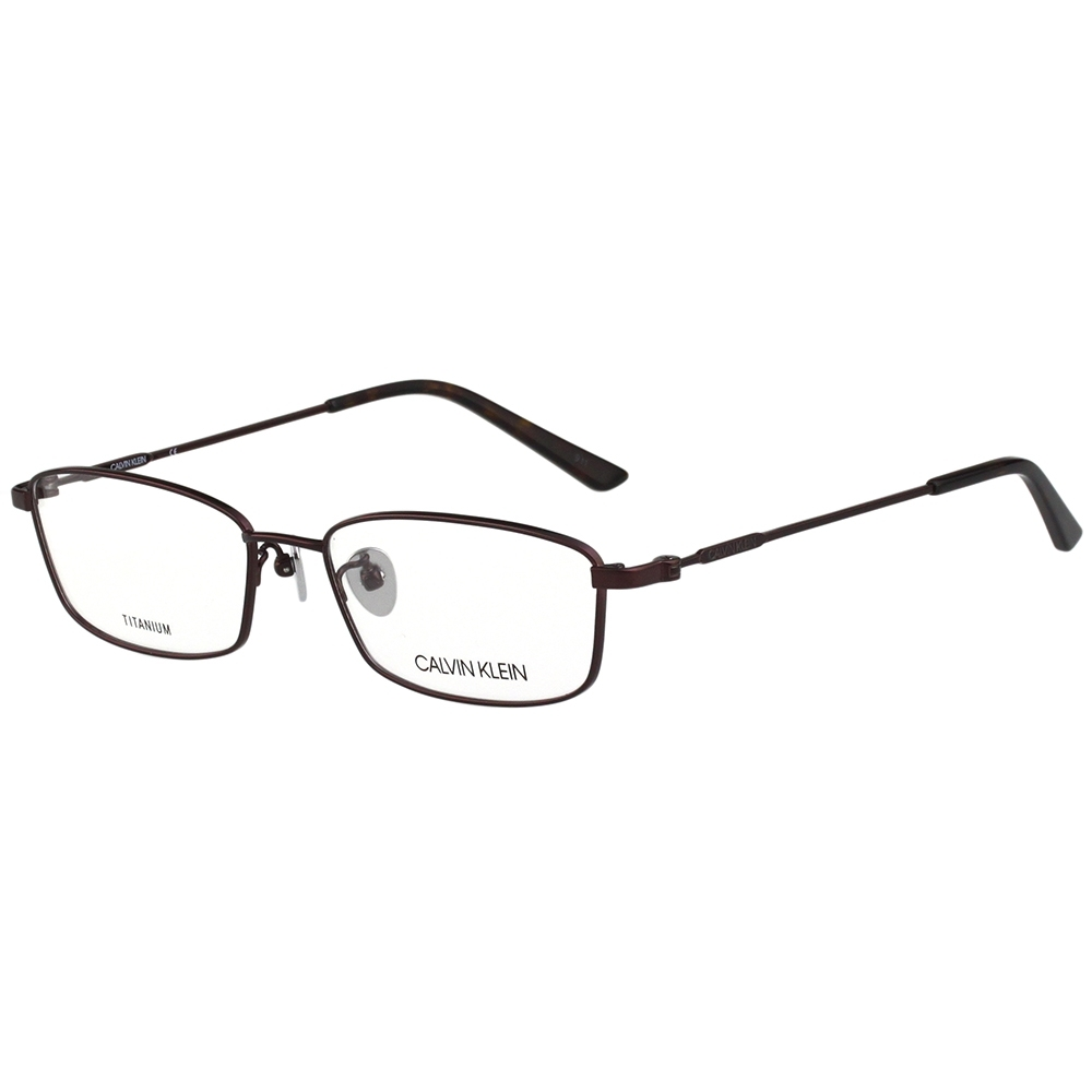 Calvin Klein 純鈦 光學眼鏡 (銅色)CK19142A