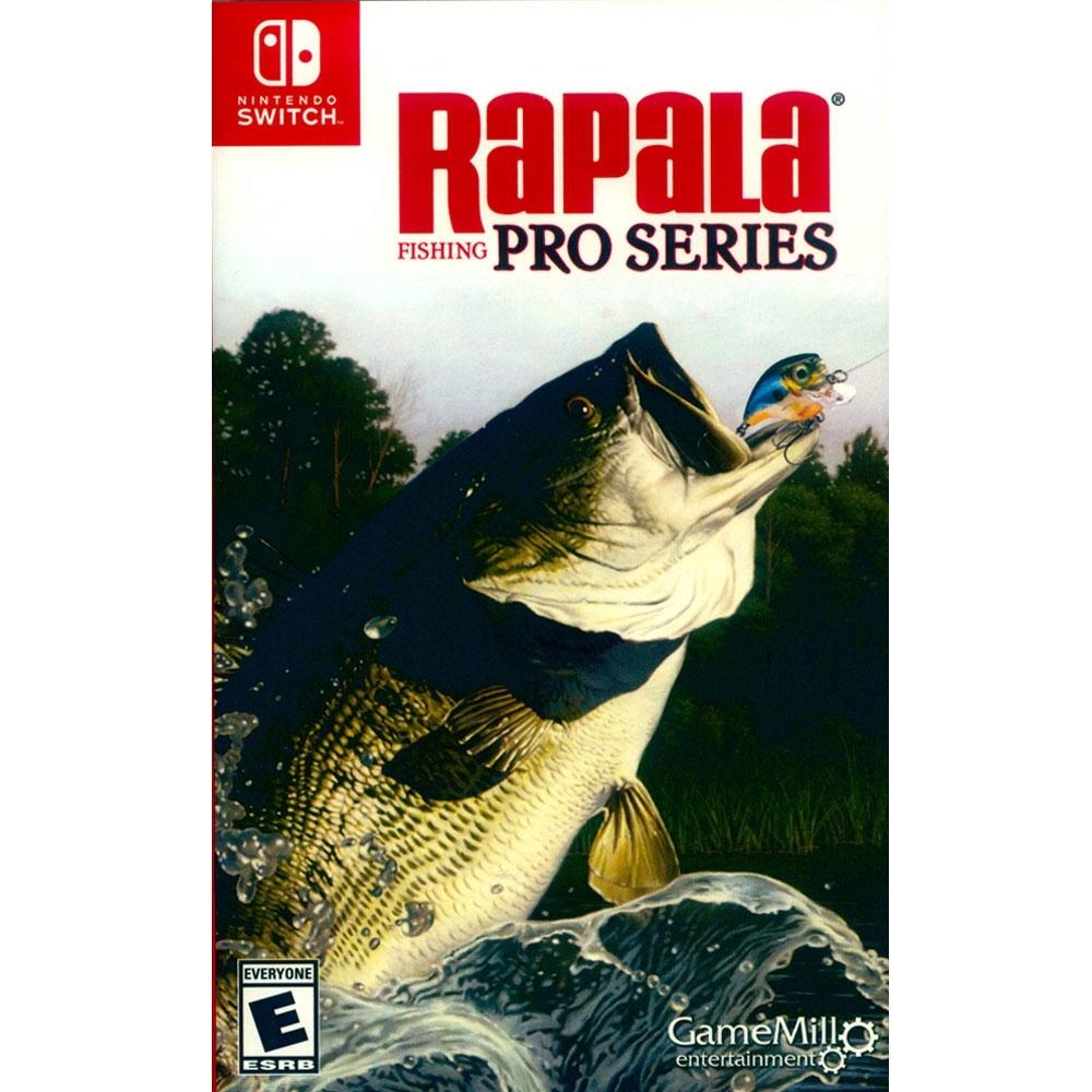 拉帕拉釣魚 Pro 系列 版 Rapala Fishing- NS Switch 英文美版