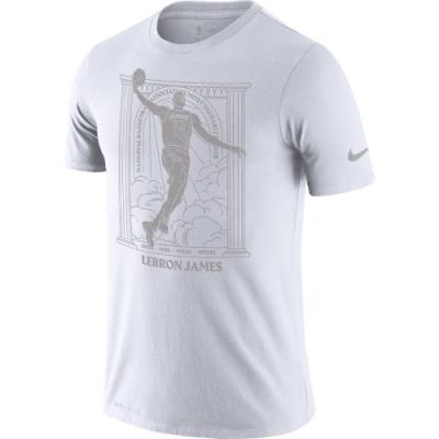 NIKE NBA MVP 圖案 短袖T恤 湖人隊 LeBron James
