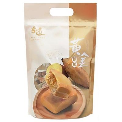 古道 黃金地瓜餅 280g(袋裝)