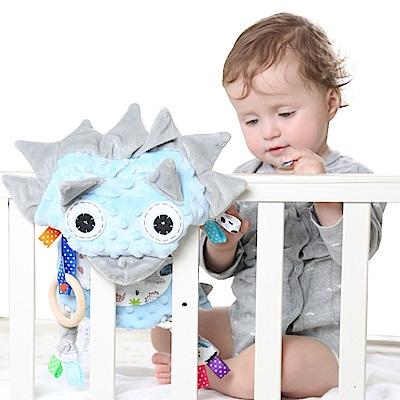 KOTY嬰兒安撫巾 動物造型毛絨玩具