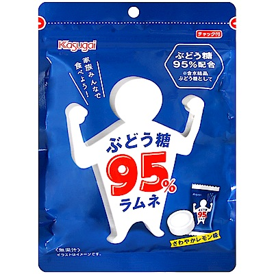 春日井 汽水糖-清爽檸檬風味(45g)