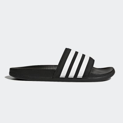 adidas 涼拖鞋 休閒 運動拖鞋 女鞋 黑 AP9966 Adidas Adilette Comfort