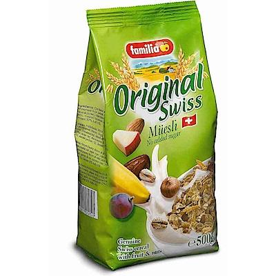 瑞士全家 綜合穀物早餐(無蔗糖)(500g)x2袋