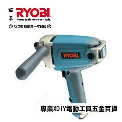 日本 RYOBI 利優比 PE-2200 電動子式超強力打蠟機 六段變速 汽車美容主打星!
