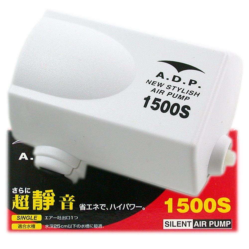 外銷版超靜音1500s新型單孔打氣機(送矽膠軟管)