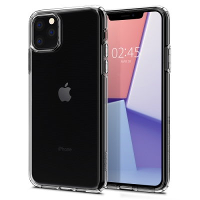 SGP iPhone 11 Pro Max Liquid Crystal-保護殼