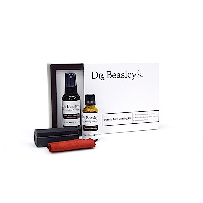Dr. Beasley s 塑料護色塗層 Plastic Trim Coating Kit