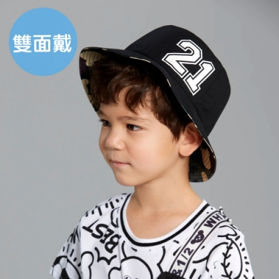 WHY AND 1/2 雙面戴遮陽帽