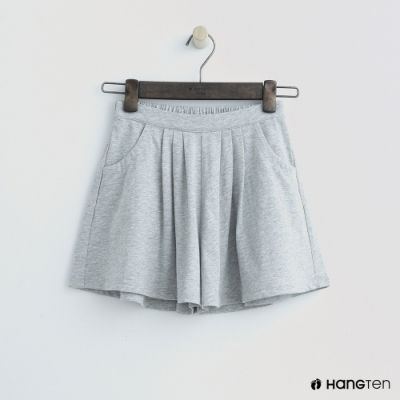 Hang Ten -童裝 - 甜美百褶褲裙 - 灰