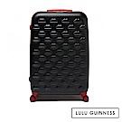LULU GUINNESS SPINNER 行李箱-24吋 (黑)