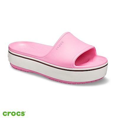 Crocs 卡駱馳 (中性鞋) 厚底卡駱班涼拖 205631-6QF