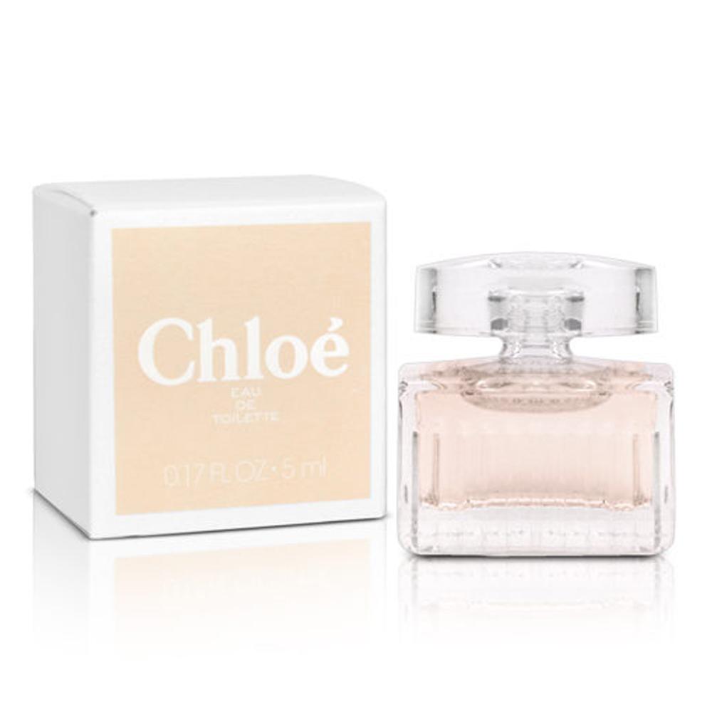 *Chloe克羅埃 白玫瑰女性淡香水 小香5ml