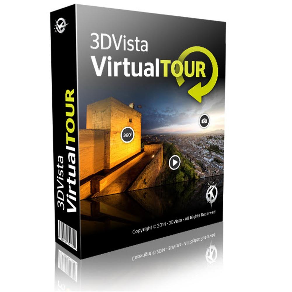 3DVista Virtual Tour Suite Pro (全景虛擬導覽創建) 單機版