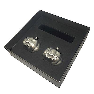 MAGIC CHILL冰晶悅物-304不鏽鋼環保冰塊組(2入裝+防塵袋+收納盒)