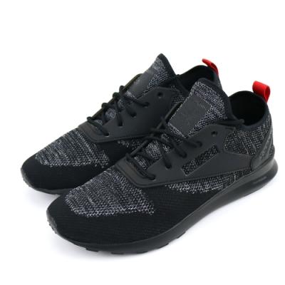 REEBOK ZOKU RUNNER 男休閒鞋-BS9684 黑