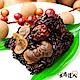 端午限定 食尚達人 桂圓紅棗紫米粽(10顆) product thumbnail 1