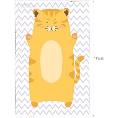 韓國進口圖案布 超萌動物系列-貓寶貝萬用圖案布料