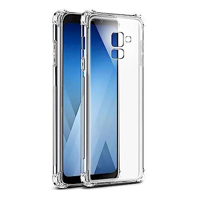 IN7  Samsung A8 2018 5.6吋 氣囊防摔 透明TPU空壓殼 軟殼
