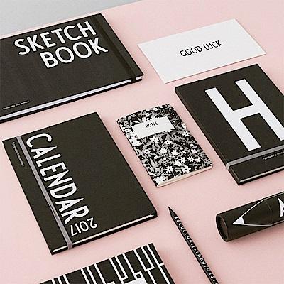 Design Letters 素描本(丹麥獨特簡約設計)