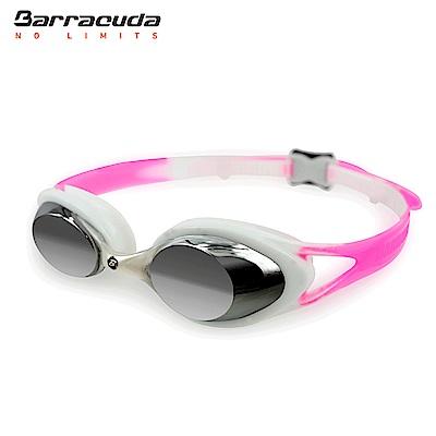 巴洛酷達 兒童抗UV電鍍泳鏡 Barracuda CARNAVAL #34710