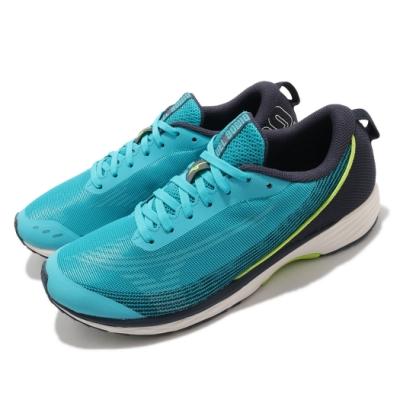 Mizuno 慢跑鞋 Duel Sonic 2 寬楦 男鞋 美津濃 路跑 透氣 緩震 輕量 藍 白 U1GD213625