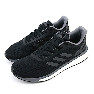ADIDAS-男慢跑鞋BB3617-黑