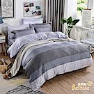 Betrise 光影流年 特大-植萃系列100%奧地利天絲四件式兩用被床包組