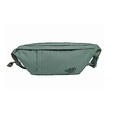 CabinZero-風格單肩包 2L- 石綠