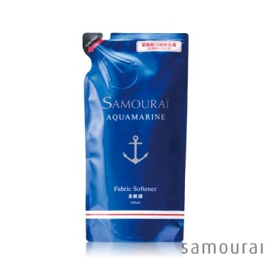 Samourai 海洋麝香衣物柔軟劑補充包 (500ml/包)