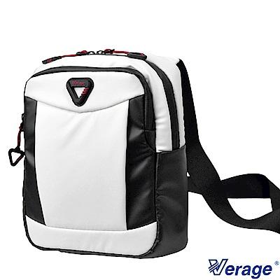 Verage ~維麗杰 RFID防盜時尚側背包(白)