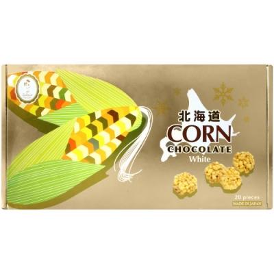 鈴木栄光堂 白巧克力風味玉米球禮盒(118g)