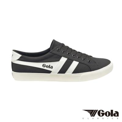 Gola 男帆布鞋Varsity 黑/白