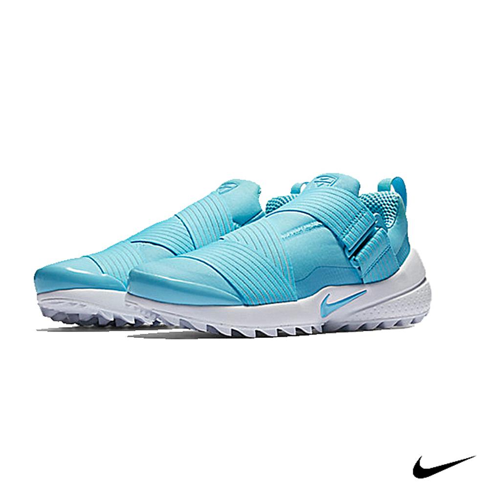 NIKE GOLF 女高爾夫球鞋 藍 875849-400