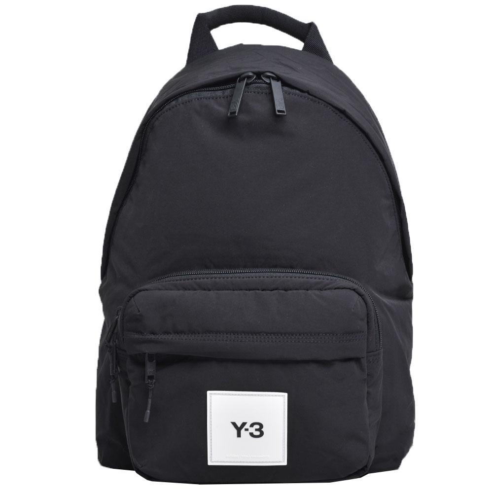 Y-3 TCHLT TWEAK 品牌字母Y-3 Logo山本耀司後背包(黑色)
