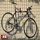 SOLAR自行單車展示架.可折疊穩固不鬆脫單車室內展示收納停車架自行車牆壁掛架耐重35KG
