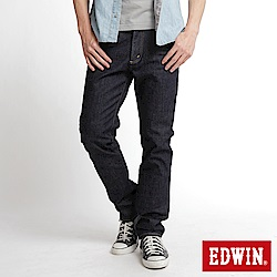 EDWIN 503FLEX 窄管褲牛仔褲-男-原藍色