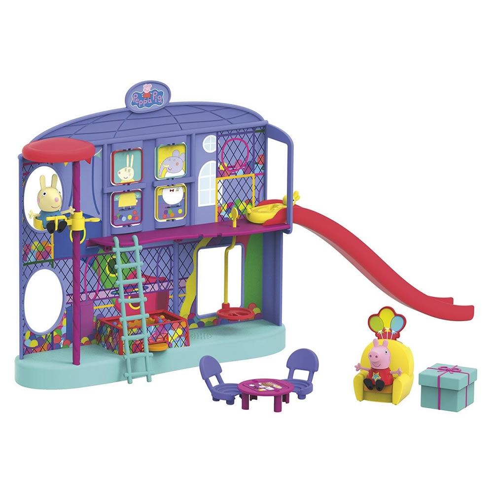 Peppa Pig 粉紅豬小妹 - 佩佩的遊樂場遊戲組