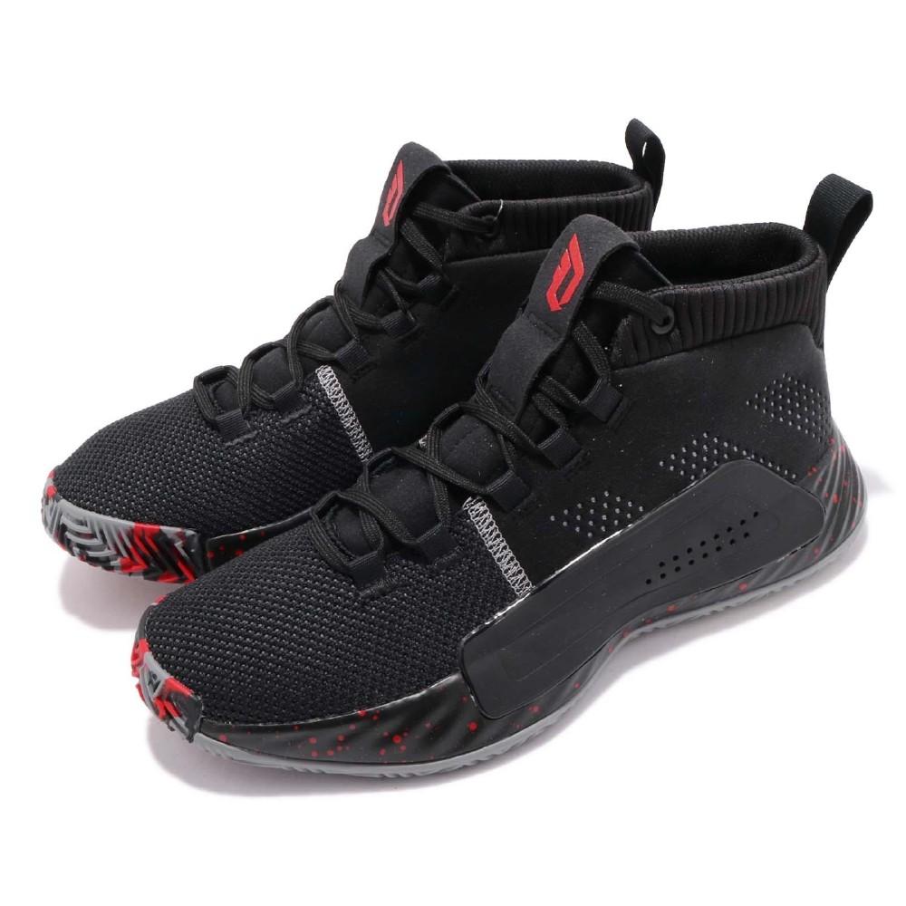 adidas 籃球鞋 Dame 5 運動 女鞋