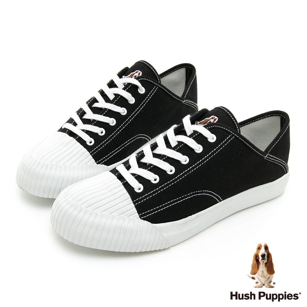 Hush Puppies Pumps 休閒餅乾鞋-黑色