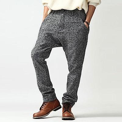 紳士毛呢長褲(3色) ZIP日本男裝