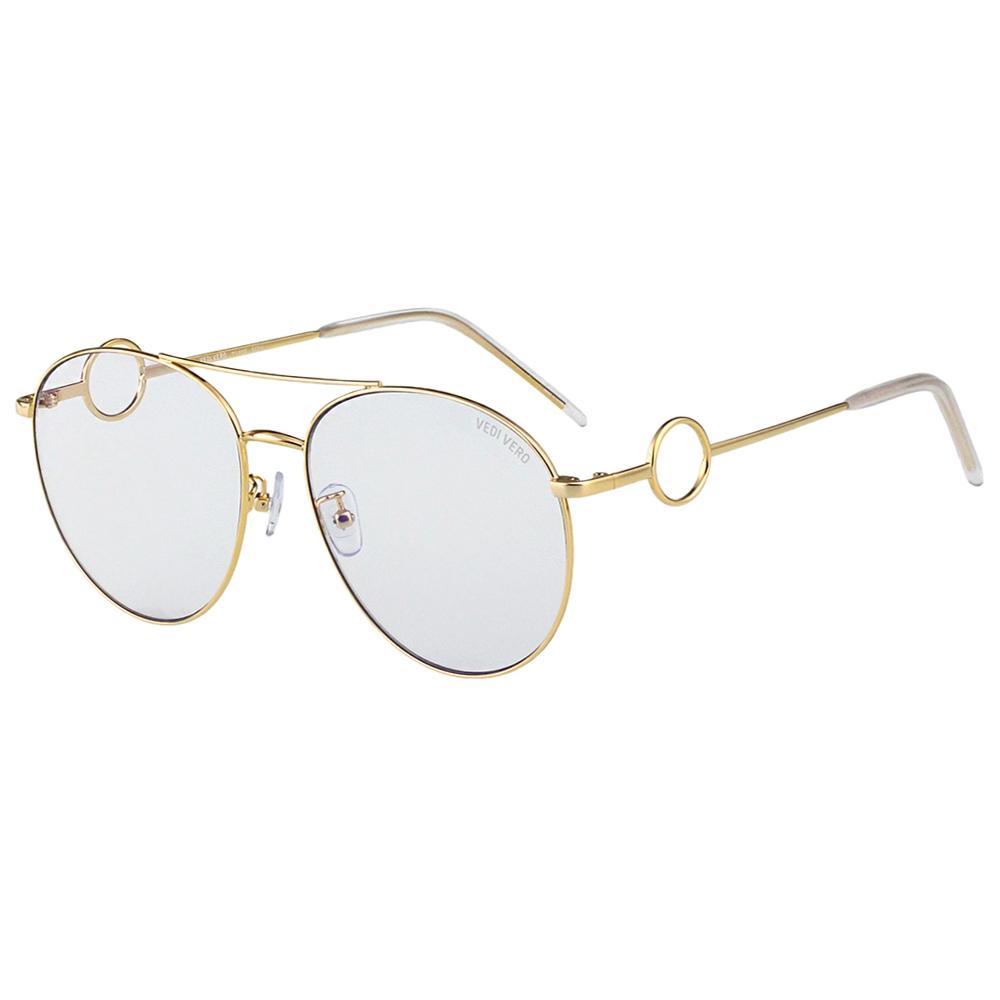 VEDI VERO 抗藍光 眼鏡(金色)VV30