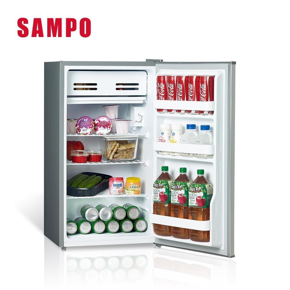 福利品-SAMPO聲寶 95L 1級定頻單門電冰箱 SR-B10